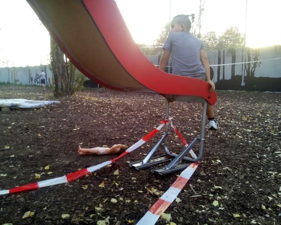 """´Inside Abschiebelager"""" - Foto-Ausstellung"""