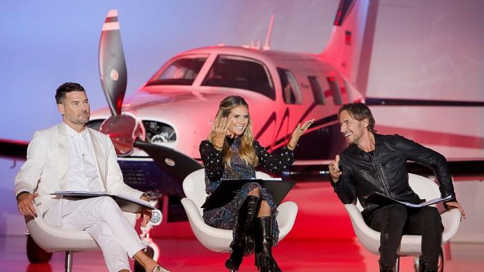 Germany's Next Topmodel, Heidi Klum, Thomas Halo, Michael Michalsky