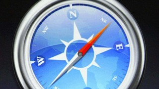 Safari Web Browser / Apple / Logo