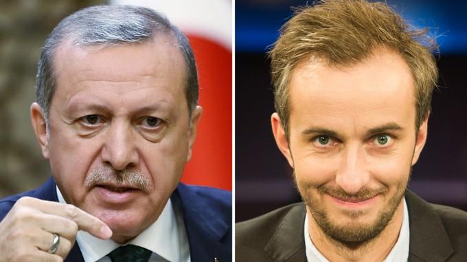 Mit ihrer Entscheidung gaben die Richter einer Klage des türkischen Präsidenten in Teilen statt. (Foto: dpa)