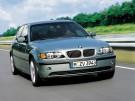 BMW 3er E46 Front Seite Fahrbild