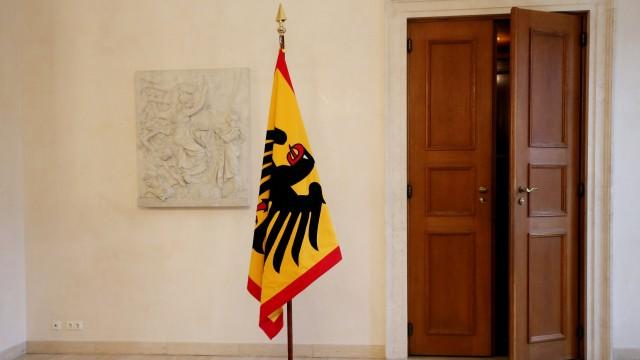 Standarte des Bundespräsidenten