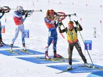 Biathlon: Weltmeisterschaft Hochfilzen