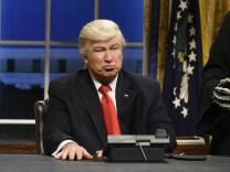 Trump-Satire in US-Late Night Show