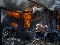 World Press Photo Awards 2017 - Long-Term Projects - First Prize - Valery Melnikov, Rossiya Segodnya - Black Days Of Ukraine