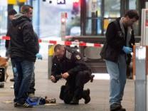 Prozess wegen versuchten Anschlags auf Hauptbahnhof Bonn