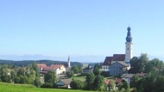 Flüchtlinge in Bayern Schnaitsee