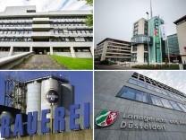 Korruptionsaffäre Baubetrieb BLB