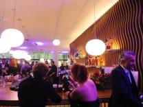 Neueröffnung des Cafés Kunsthalle in München, 2016