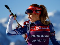 Biathlon - IBU World Championships Hochfilzen - Women's Training