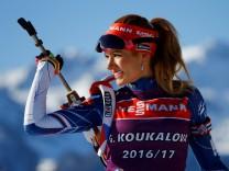 Biathlon - IBU World Championships Hochfilzen - Women's Training