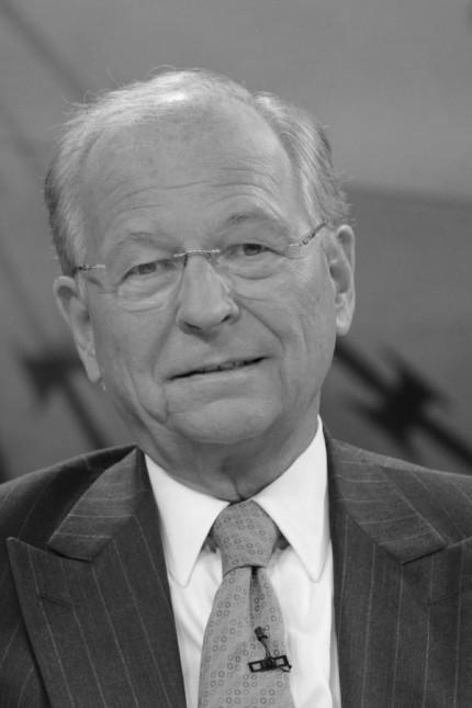 Wolfgang Ischinger Leiter Münchner Sicherheitskonferenz u a ehemaliger US Botschafter Berlin ZD