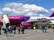 Wizz Air kauft 50 A320