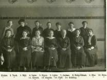 Abgeordnete der Nationalversammlung in Weimar, 1919