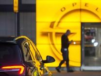 Spekulationen über Opel-Verkauf