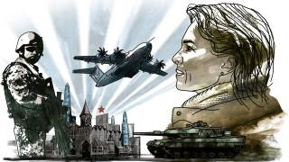 Nato Verteidigungsministerin im Gastbeitrag