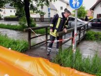 Hochwasser Eichenau
