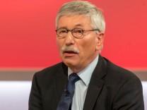 Thilo Sarrazin bei Maischberger, ARD