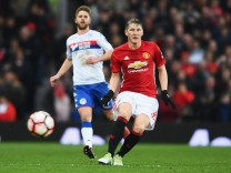 Manchester United v Wigan Athletic - The Emirates FA Cup Fourth Round