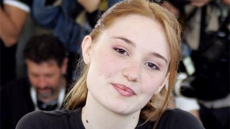 Schauspielerin Déborah François