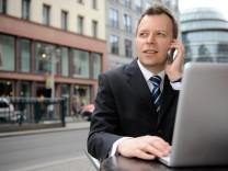 """Jeder bringt was mit - Das Prinzip ´Bring your own Device"""" im Job"""
