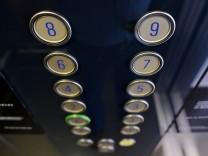 Fahrstuhl in Thüringen