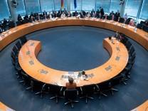 Kanzlerin Merkel vor NSA-Untersuchungsausschuss
