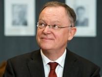Ministerpräsident Weil bei Abgas-Untersuchungsausschuss