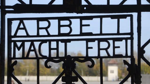 KZ-Tor Dachau Nach Fund in Norwegen