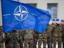 Von der Leyen besucht Bundeswehrsoldaten in Litauen
