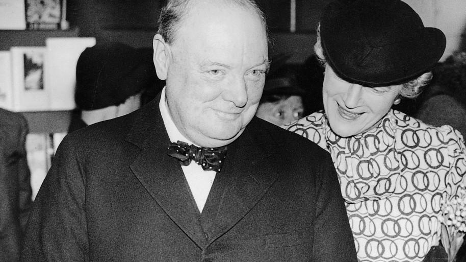 Winston Churchill Wissenschaftsgeschichte