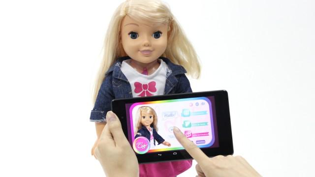 Internet der Dinge Verbotenes Spielzeug