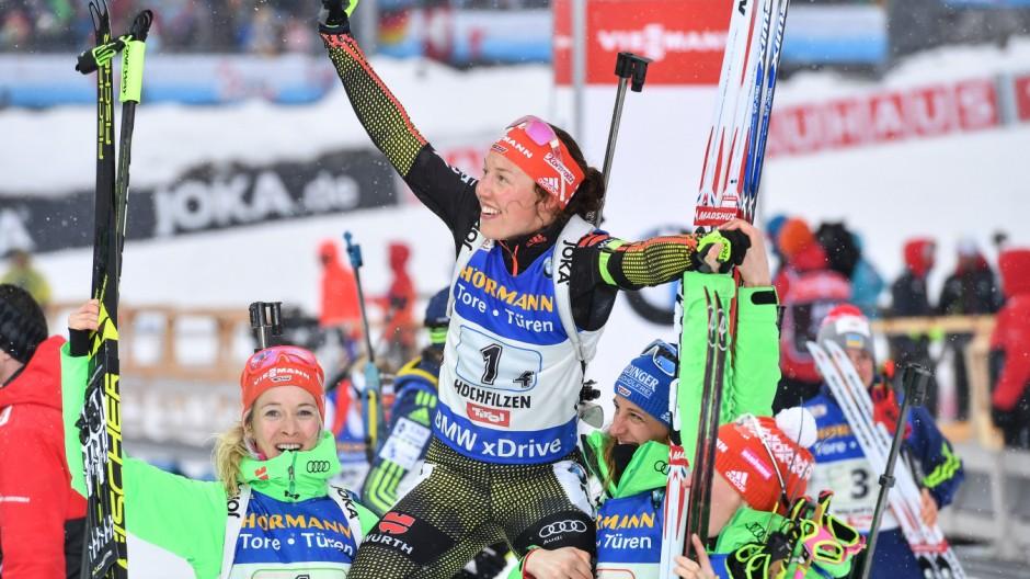 biathlon frauen