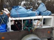 """Artikel """"Verlegung von Flüchtlingen von Don Bosco Germering"""