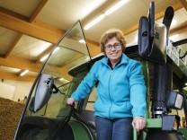 Aschheim, Kreisbäuerin Maria Knoller