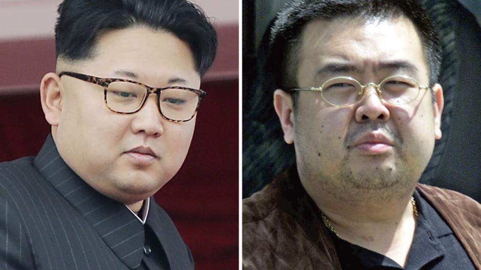 Kim Jong Nam, Kim Jong Un