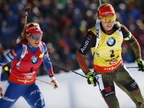 Biathlon - IBU World Championships Hochfilzen - Women 12.5 km Mass Start
