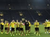 Signal Iduna Park 18 2 2017 Fussball Bundesliga Saison 2016 17 21 Spieltag Borussia Dortmund BV