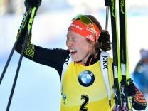 Biathlon Weltmeisterschaft Hochfilzen