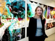 Garratshausen: Galerie Starnberger See: Catrin Rothe