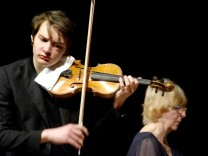Gilching: CPG: Violine Louis Vandory und Klavier Caroline Bergius