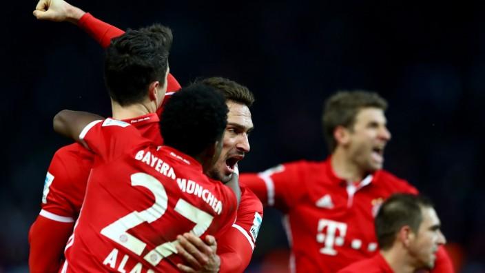 Hertha BSC v Bayern Muenchen - Bundesliga