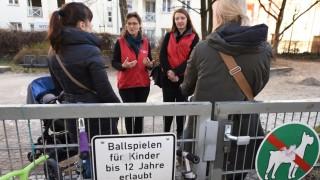 Au Am Kolumbusplatz Kehrt Keine Ruhe Ein Munchen Suddeutsche De