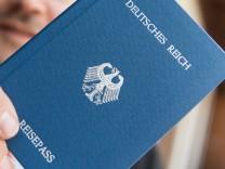 Plenarsitzung im Landtag - Reichsbürger