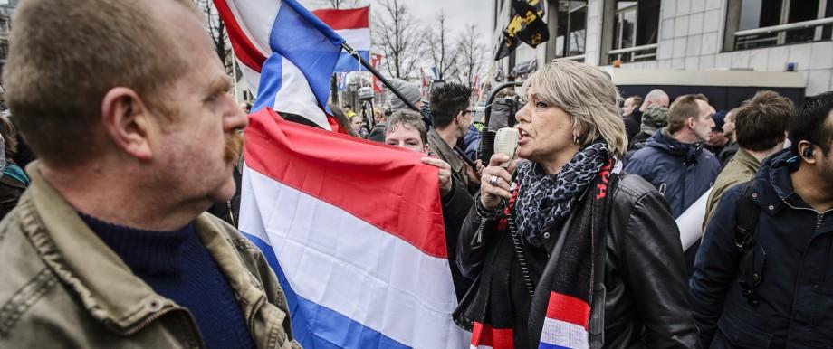 Wahl in den Niederlanden Niederlande