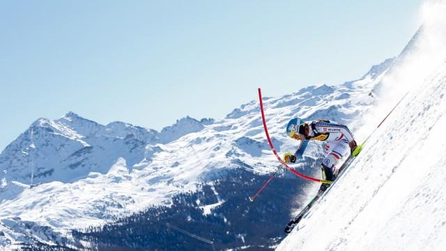 FIS World Ski Championships - Men's Slalom
