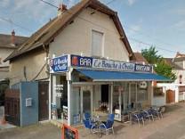 "Brasserie ""Le Bouche à Oreille"" in Bourges"