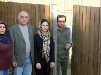 Afghanische Familie Qurbani