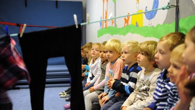 Süddeutsche Zeitung München Kindergarten-Kurse
