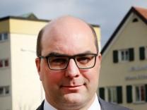 Michael Kießling auf Stippvisite in Starnberg; CSU-Bundestagskandidat stellt sich vor